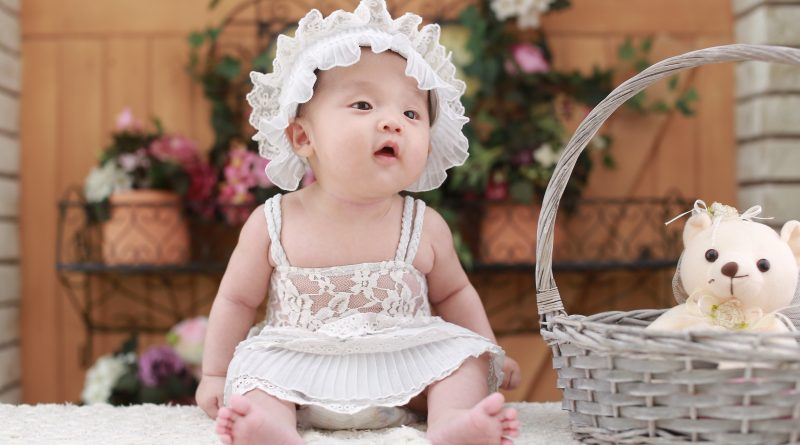 Beautiful Baby Girl Names Meanings